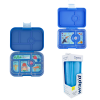 Bundle - Wrapd and Yumbox Original - Blue