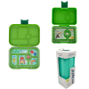 Bundle - Wrapd and Yumbox Original - Green