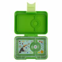 Yumbox - Mini Snack - Go Green