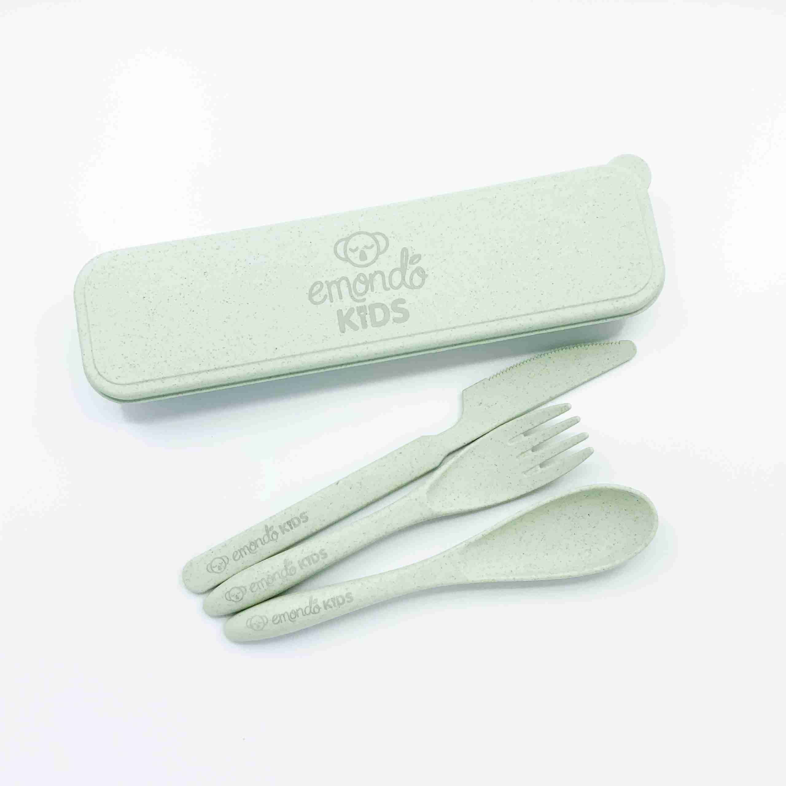 Eco Cutlery Set - Sage