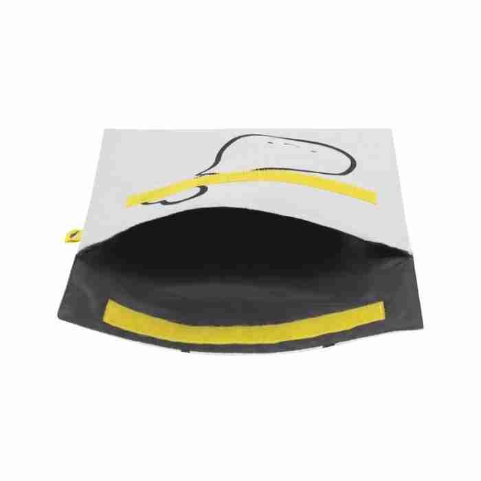 Fluf - Flip Snack Sack - Drumstick Black