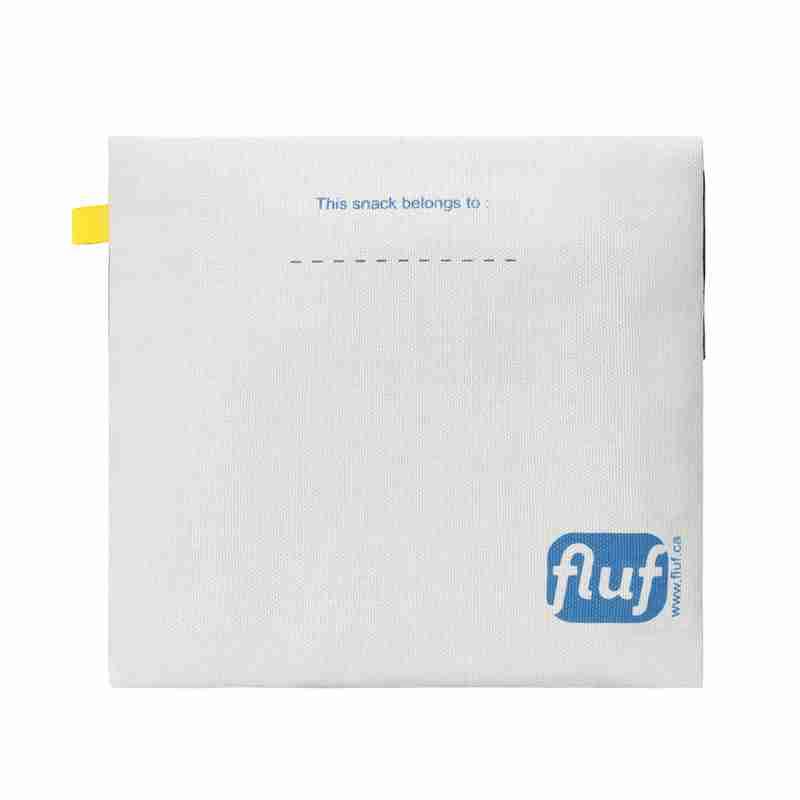 Fluf - Flip Snack Sack - Snack Blue