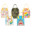 Fluf - Zipper Lunch Bags - Stacked