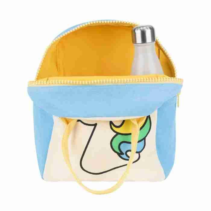 Fluf - Zipper Lunch Bag - Unicorn