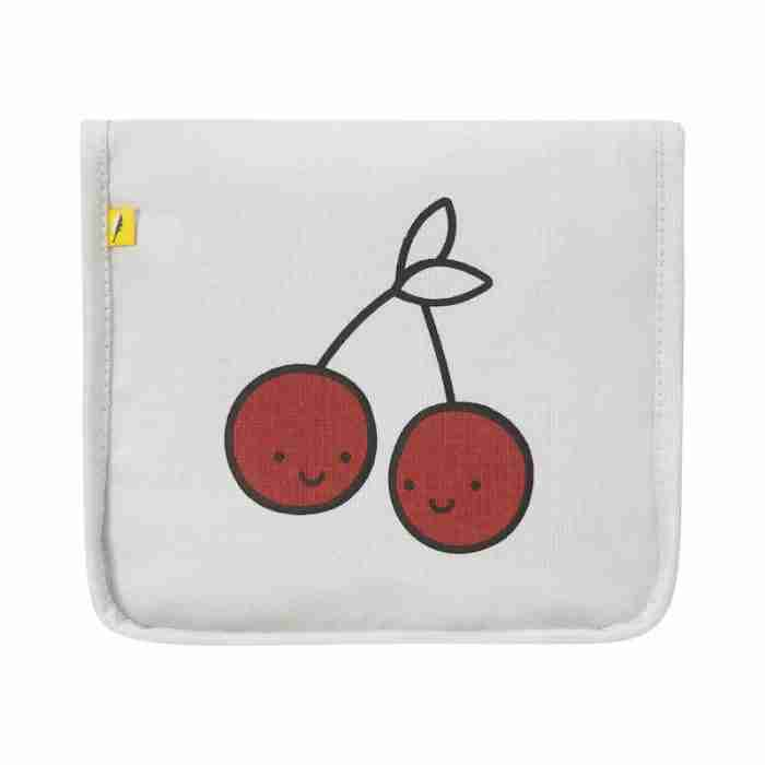 Fluf - Snack Mat - Red Cherries
