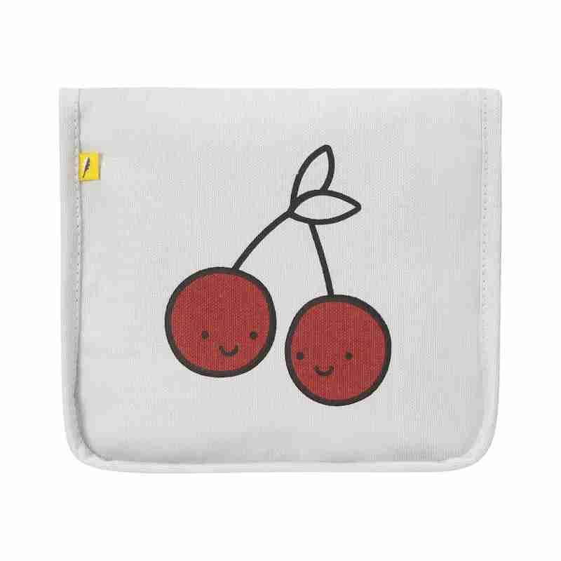Fluf - Snack Mat - Red Cherries