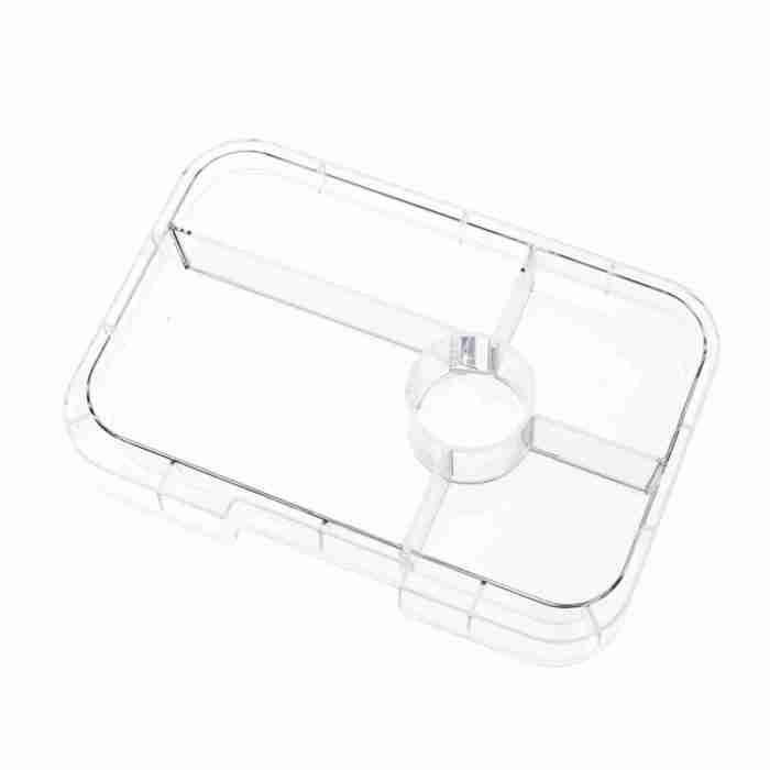 Yumbox - Tapas 5C Tray - Clear