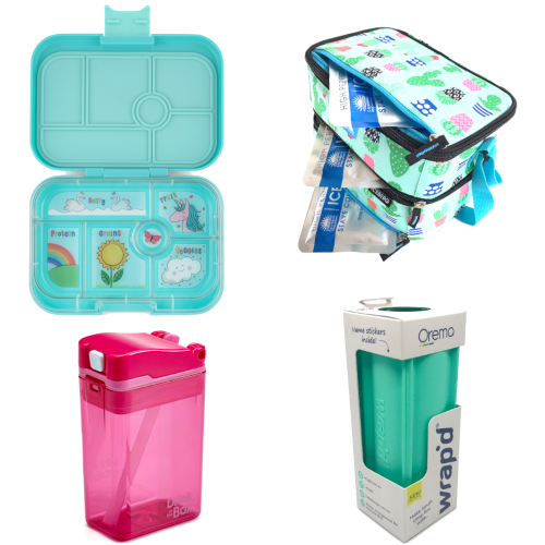 Bundle - Wrap It - Aqua