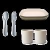 Mushies - Dinner Pack - Ivory Cloud