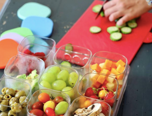 Yumbox Chop Chop: The secret to keeping your New Year's Resolution