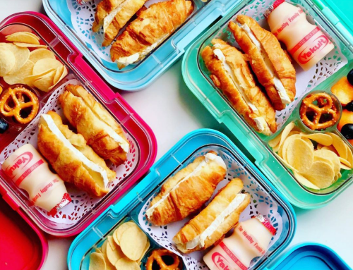 The Yumbox ideas we loved this month