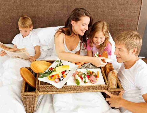 Kid-friendly breakfast in bed ideas for Mother's Day