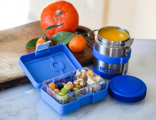 Winter lunch box recipes to pack in a Yumbox Zuppa