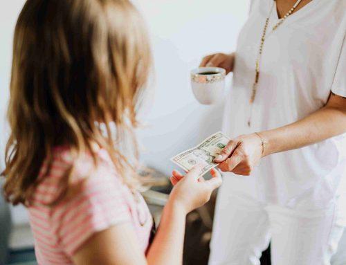 Five money skills to teach your kids