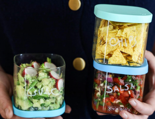 How to use your Yumbox Chop Chop
