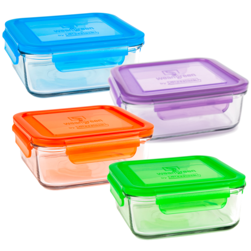 Weangreen Meal Cube Mixed 2