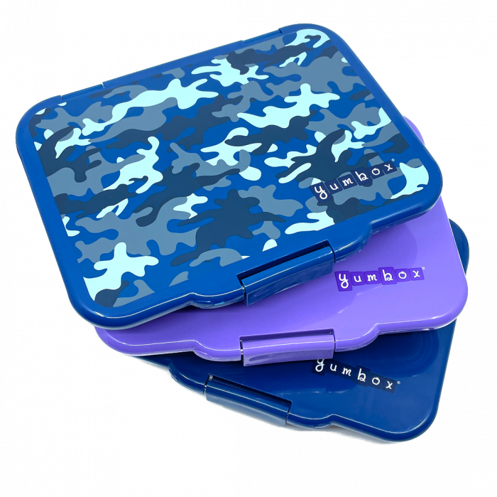 Yumbox Presto leakproof stainless steel lunchbox