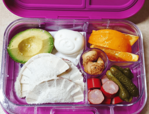 Yumbox ideas we loved this month // August